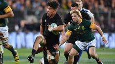 Ardie Savea made an explosive impact in his seventh Test.