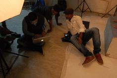 working with an Assignment (atul dubey photography)