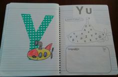 Υ Motor Skills, Diy And Crafts, Bullet Journal, Letters, Teaching, Education, School, Baby, Kids