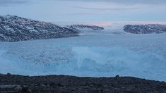 Scientists capture the size of lower Manhattan, iceberg breaking in Greenland. A team of NYU scientists has captured on video a four-mile iceberg… Earth Wind & Fire, Western Coast, Sea Level Rise, Video Capture, Lower Manhattan, Tsunami, Planet Earth, Climate Change, Videos
