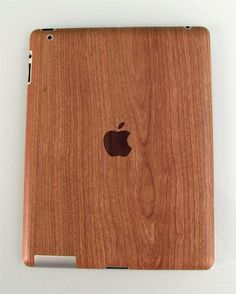 Ipad cover... I'm loving wood these days