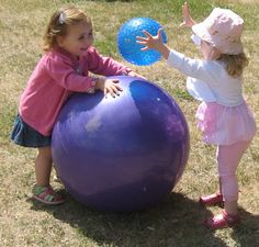 The Physical, Cognitive, Social, & Emotional Benefits of Ball Play - this is very well written!