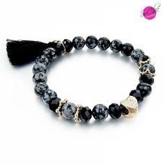 Bracelet perles Boho - Boutique Sochic  Voir >>