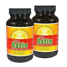 Astaxanthin - VitalAstin mit natürlichem Astaxanthin , 600 Kapseln 4 mg - versandkostenfrei aus Deutschland Vitalastin http://www.amazon.de/dp/B00XJHQXAC/ref=cm_sw_r_pi_dp_k7nxvb1DXF7BC