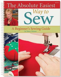 The Absolute Easiest Way to Sew by Sewing With Nancy Zieman