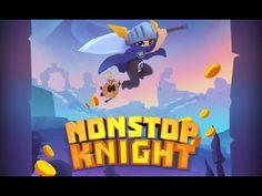 NONSTOP KNIGHT - iOS Gameplay Trailer
