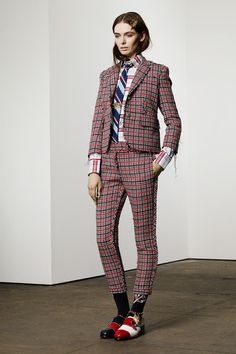 Thom Browne | Pre-Fall 2014 Collection | Style.com