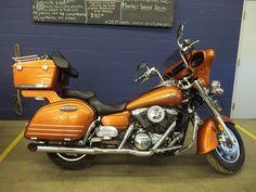 2005 #Kawasaki #Vulcan 1600 #Nomad #Motorcycles - #Canton, OH at #Geebo