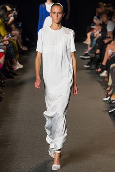 Sfilata Alexander Wang New York - Collezioni Primavera Estate 2015 - Vogue
