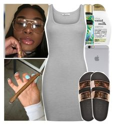 """""""Untitled #145"""" by desirenelle ❤ liked on Polyvore featuring Organix, Native Union and T By Alexander Wang"""