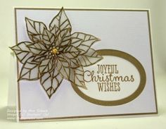 November Lesson of the Month...It's Like Stampin' with Me in My Kitchen - The Stampin' Schach
