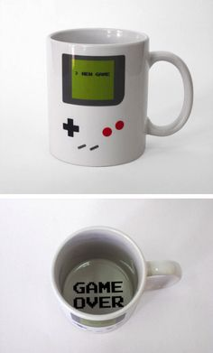 Nintendo Game Boy Mug    .want.this.