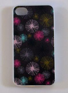 iPhone 4/4s & iPhone 5 Cases - Dandy Flowers #craftybastards2013