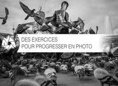 J'ai publié il y a quelques jours un premier article consacré aux exercices en photographie, et vous avez été très nombreux à réagir. Que ce soit via les c