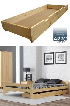 👌 Under bed storage drawers equipped with castors and available in a few size and colour variants:  Don't waste space under your 🛌bed! You can use it for storage ℹ  #storage #drawer #bedroom #furniture #bed