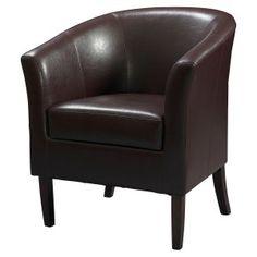 Linon Simon Club Chair Image