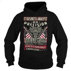 IT Business Analyst Job Title T-Shirt - #kids #black zip up hoodie. I WANT THIS => https://www.sunfrog.com/Jobs/IT-Business-Analyst-Job-Title-T-Shirt-103746534-Black-Hoodie.html?60505