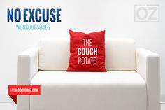 No Excuse: Couch Potato Workout