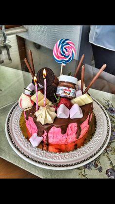 #cake #nutella