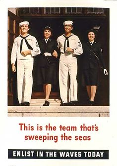 What a catchy slogan circa 1945