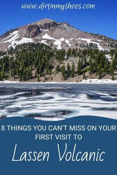 Lassen Volcanic National Park has so many great things to do, but if you have never been to the park, or if you are the one planning the vacation, it can be hard to know where to go and what to do. I've got you covered with this list of things you can't miss on your road trip. Check out these Lassen Volcanic travel tips and have a fun adventure! Fun Adventure, Greatest Adventure, Amazing Adventures, Monuments, Where To Go, Trip Planning, Great Places, The Good Place, Travel Tips