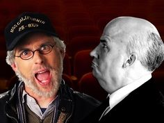 Steven Spielberg vs Alfred Hitchcock. Epic Rap Battles of History. - YouTube