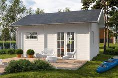 Hytte Anna Tiny House Living, Provence, Loft, Outdoor Structures, Patio, Anna, Outdoor Decor, Home Decor, Air Fresh