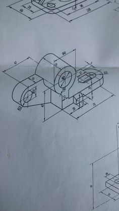 Autocad, Technical Drawings, Drawing Exercises, 3d Design, Coding, Cad Drawing, Mechanical Engineering, Arquitetura, Drawings