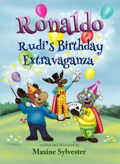 Rudi's Birthday Extravaganza by Maxine Sylvester
