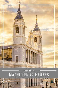 Visiter Madrid entre amies. Que faire ? Que voir à Madrid en 3 jours ?