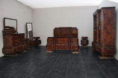 CAMERA ART DECO' GUSTO ROMANO - Marco Polo - Antiques online -