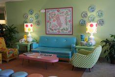 retro Decoration Ideas