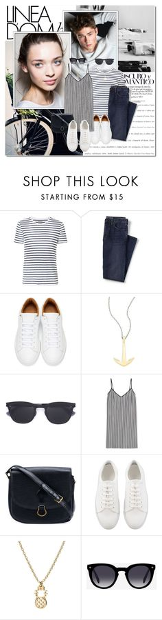 """""""couple style"""" by lifestyle-ala-grace ❤ liked on Polyvore featuring Ombra, Nico, Witchery, Lands' End, Marc Jacobs, MIANSAI, Mykita, Marco de Vincenzo and Louis Vuitton"""