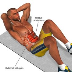 Best Ab Excersises for men and women Easy Videos Workouts for home or gym #abs #core #videos