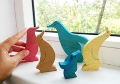 Check out this item in my Etsy shop https://www.etsy.com/ru/listing/467424861/wooden-puzzle-penguins-wooden-sorter