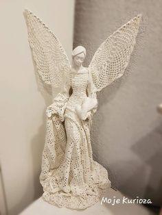 Diy And Crafts, Arts And Crafts, Paper Stars, Pottery Designs, Sculpture, Mixed Media Canvas, Crochet, Art Dolls, Textiles