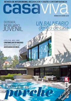 Revista cuadernos casa viva 433 casas fant sticas for Revista habitat arquitectura diseno interiorismo