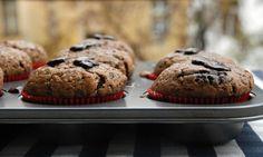 Základní recept na muffiny Red Velvet, Cookies, Baking, Breakfast, Food, Crack Crackers, Morning Coffee, Biscuits, Bakken