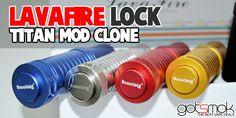 Lavafire Lock (Titan Mod Clone) $17.98 | GOTSMOK.COM