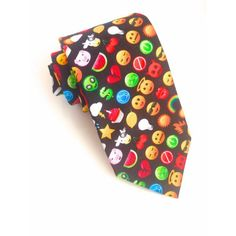 Emoji Icon Tie #VanBuck #Emoji #Novelty #Tie #MensAccessories #FabTies #NeckTie #Accessories   http://www.fabties.com/ties/novelty-ties/emoji-icon-tie.html