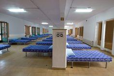 Albergue de peregrinos Seminario Menor en Santiago de Compostela www.alberguesdelcamino.com