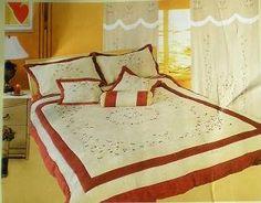 7pc Micro Suede beige / burgundy comforter bedding set, Cal King by FineHome, http://www.amazon.com/dp/B001ZYJ6C8/ref=cm_sw_r_pi_dp_2p.qqb15B660T
