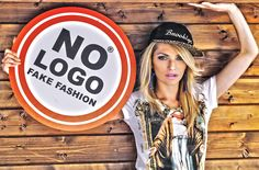 Wear No Logo, Enjoy the Party!