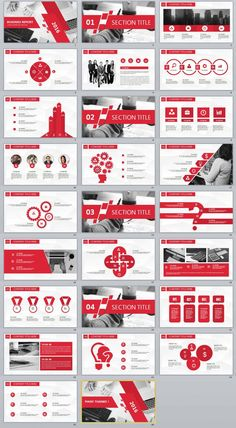 Easy and fully editable in PowerPoint (shape color, size, position, etc). Powerpoint Examples, Powerpoint Design Templates, Professional Powerpoint Templates, Keynote Template, Infographic Powerpoint, Creative Infographic, Booklet Design, Flyer Template, Infographics