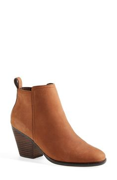 Cole Haan 'Chesney' Round Toe Bootie (Women) available at #Nordstrom