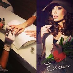 Paulina Papierska for Eclair #eclair #eclairnails #nails #nailporn #nailswag #nailart #nailpolish #celebrity #paulinapapierska #topmodel
