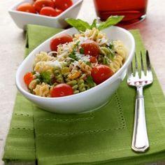 Italian Pasta Salad #Recipe #Food #Dinner