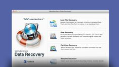 Simple and easy to use! You can check recovered photos, videos, documents, email and archive files from Mac or external disks prior buying, $79.95