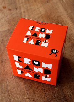 Tea #packaging design, love the typography