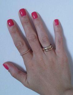 Striplac 42 NEON PINK Nail Designs, Neon, Nails, Pink, Finger Nails, Ongles, Nail Design, Neon Colors, Nail